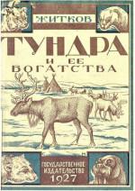 Тундра и ее богатства